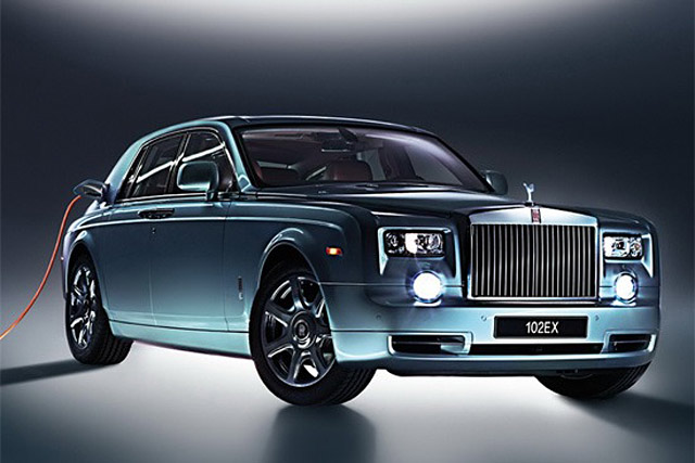 Forrs: Rolls-Royce